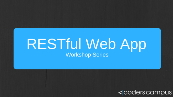 RESTful Web App Workshop Offer