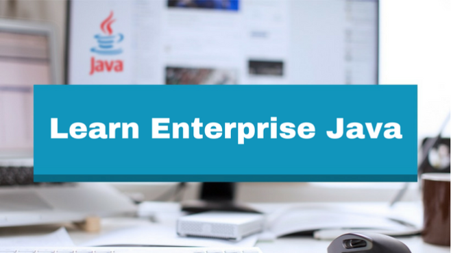 Learn Enterprise Java (Starter)