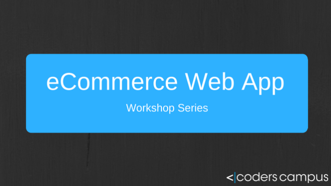 Building an eCommerce Website Workshop Offer