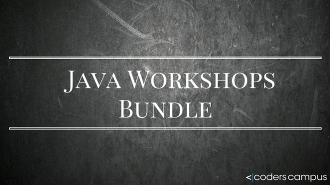 Complete Java Workshops Bundle