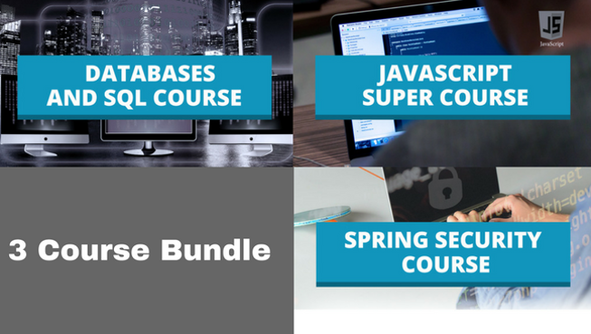 MySQL + JavaScript + Spring Security Offer